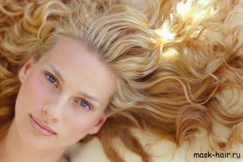 Восстанавливающие маски для поврежденных волос