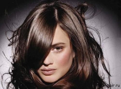 Маски для волос из шоколада для осветлённых и вьющихся волос