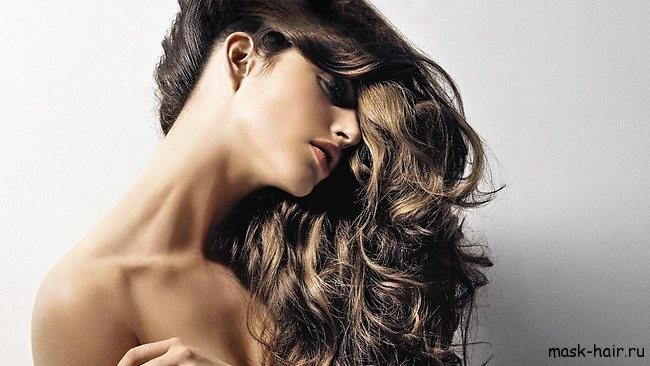 Маски для толщины волос
