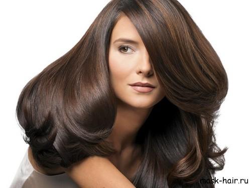 Маски для увеличения толщины волос