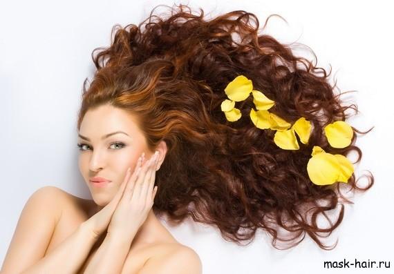 Основные моменты по уходу за вьющимися волосами