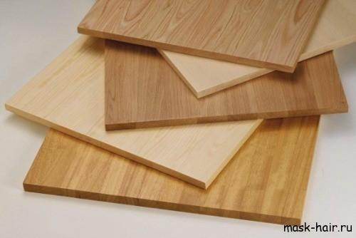 Особенности мебельных щитов