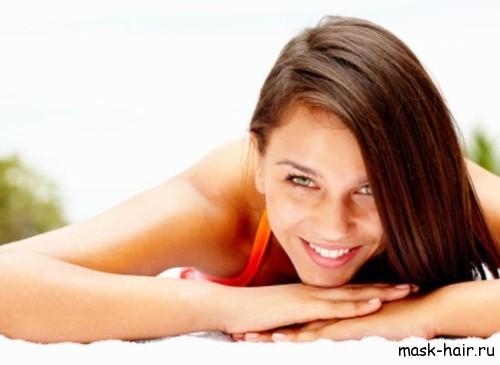 Маска для волос с имбирём от перхоти