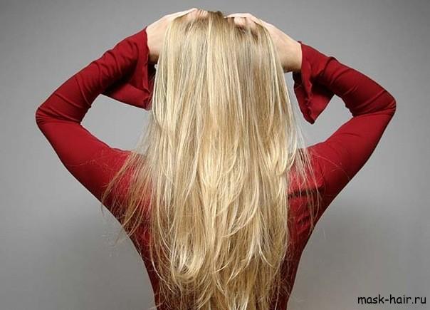 Маски для окрашенных светлых волос в домашних условиях