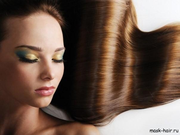 Польза мёда для волос