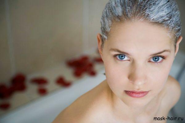 Правила использования натуральных масок для выпрямления волос
