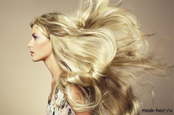 Правильное ополаскивание жирных волос