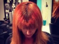 окрашивание волос пикселями