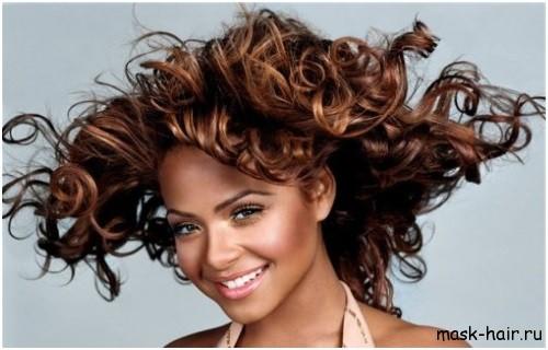 простокваша для увлажнения волос