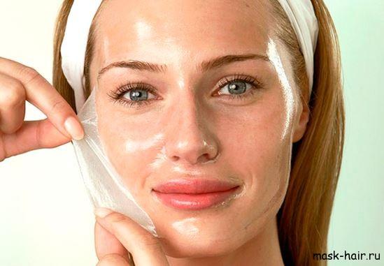 эффективные маски с лифтинг-эффектом