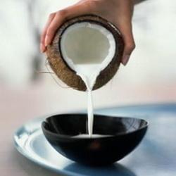 Маска для жирных волос с кокосом