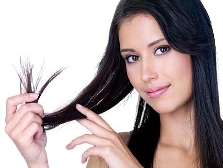 Маски против секущихся кончиков волос