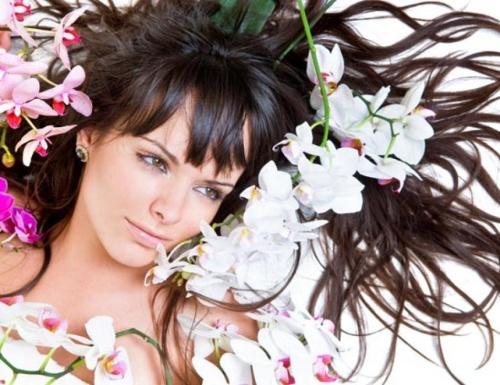 Укрепление волос с помощью народных средств