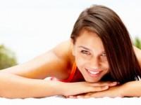 Питание ослабленных волос с помощью имбиря