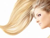 уход за осветлёнными волосами